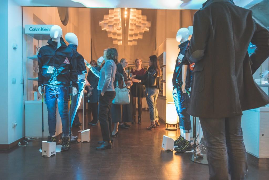 Menabò, agenzia di comunicazione a Forlì, per il doppio evento di lancio di ISKO Arquas™ - Location New York