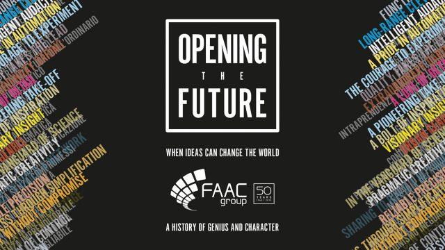 Menabò, agenzia di comunicazione a Forlì, per il 50° anniversario di FAAC – Cover della news