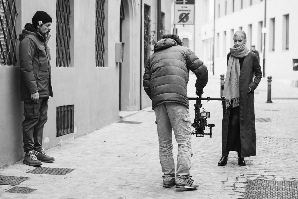 Menabò, communication agency in Forlì - ISKO JOOL™ - Backstage of the filming