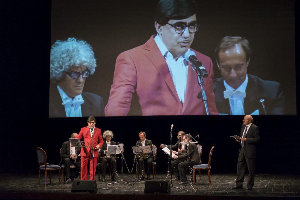 Menabò, agenzia di comunicazione a Forlì, per i 50 anni di Caviro - Concerto