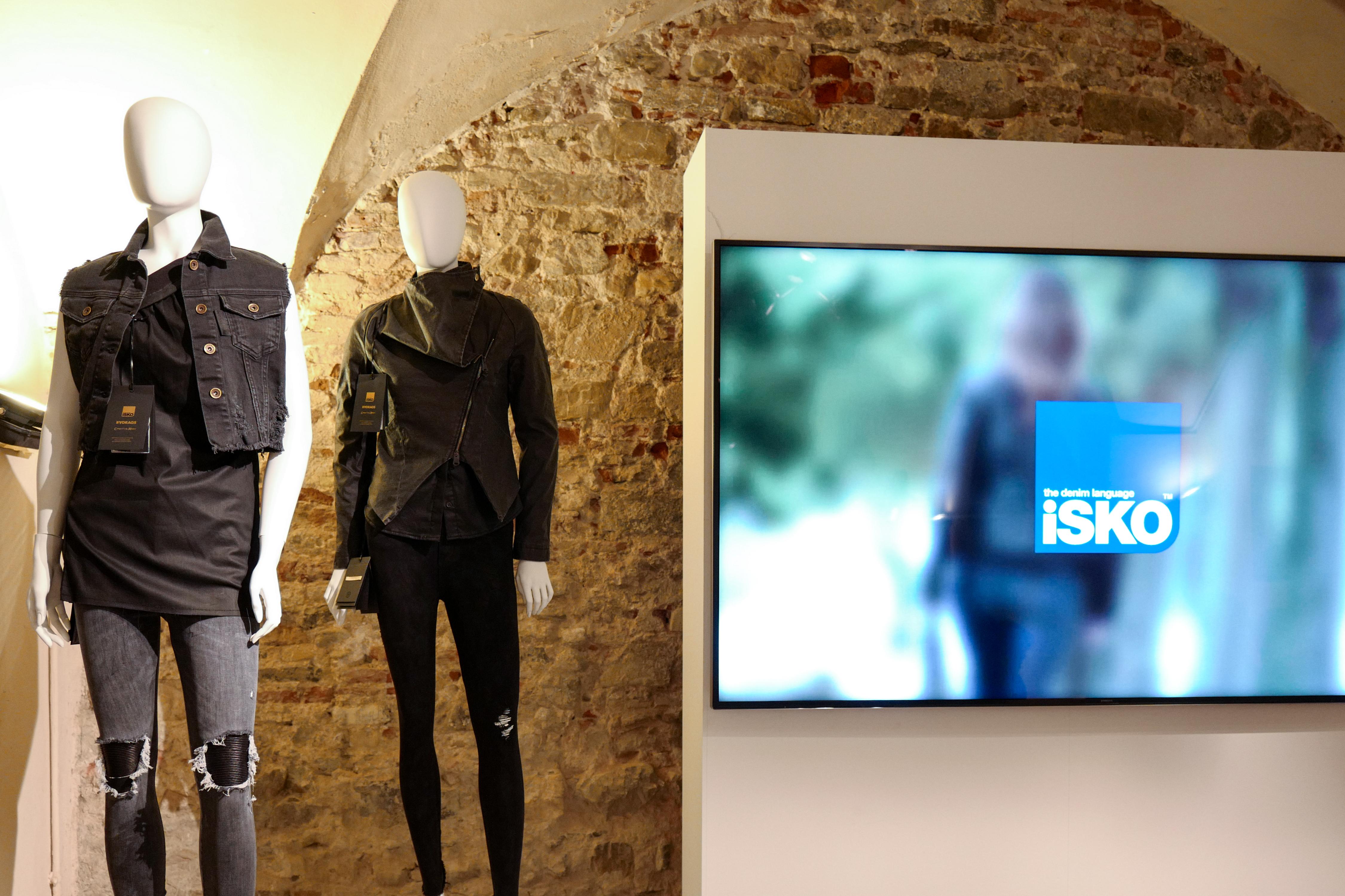 Menabò, agenzia di comunicazione a Forlì per ISKO™ a Pitti Immagine Uomo - Evento