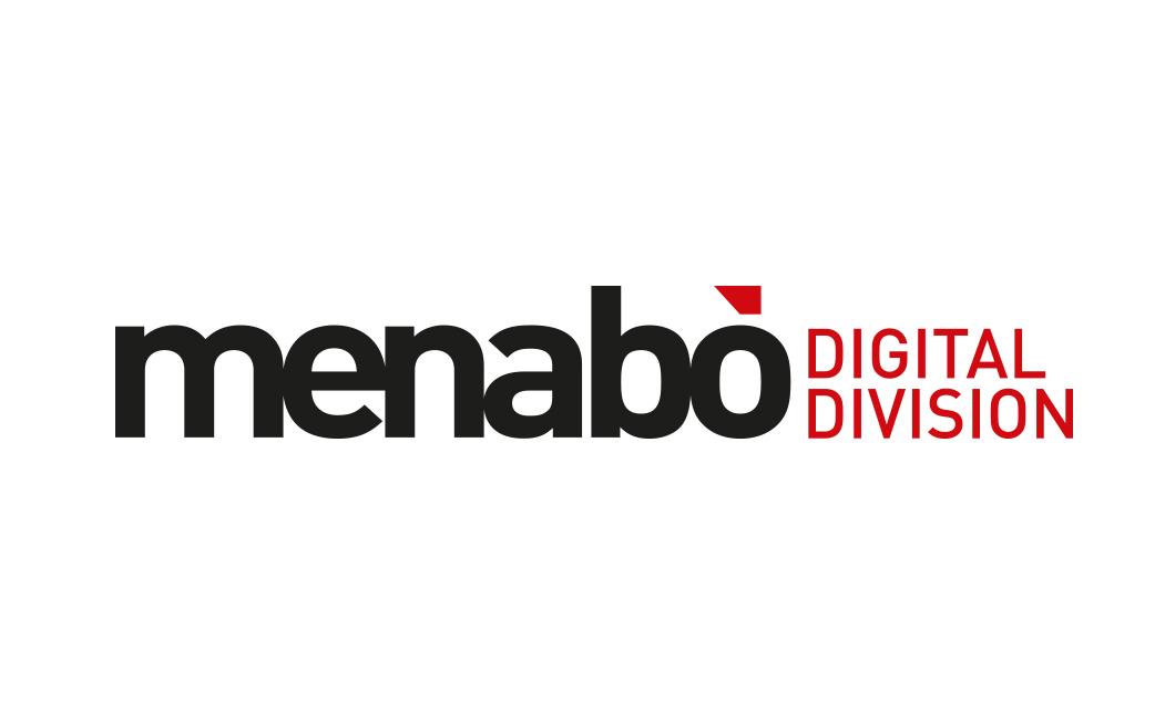 Menabò, agenzia di comunicazione a Forlì, per la sua Digital Division - Logo
