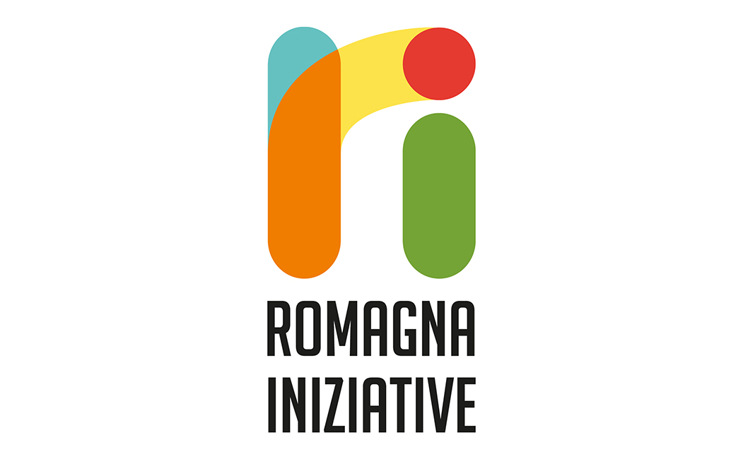 """Living in color"": new logo, corporate video and Book of the Year 2016 for Romagna Iniziative, celebrating its 20th anniversary."