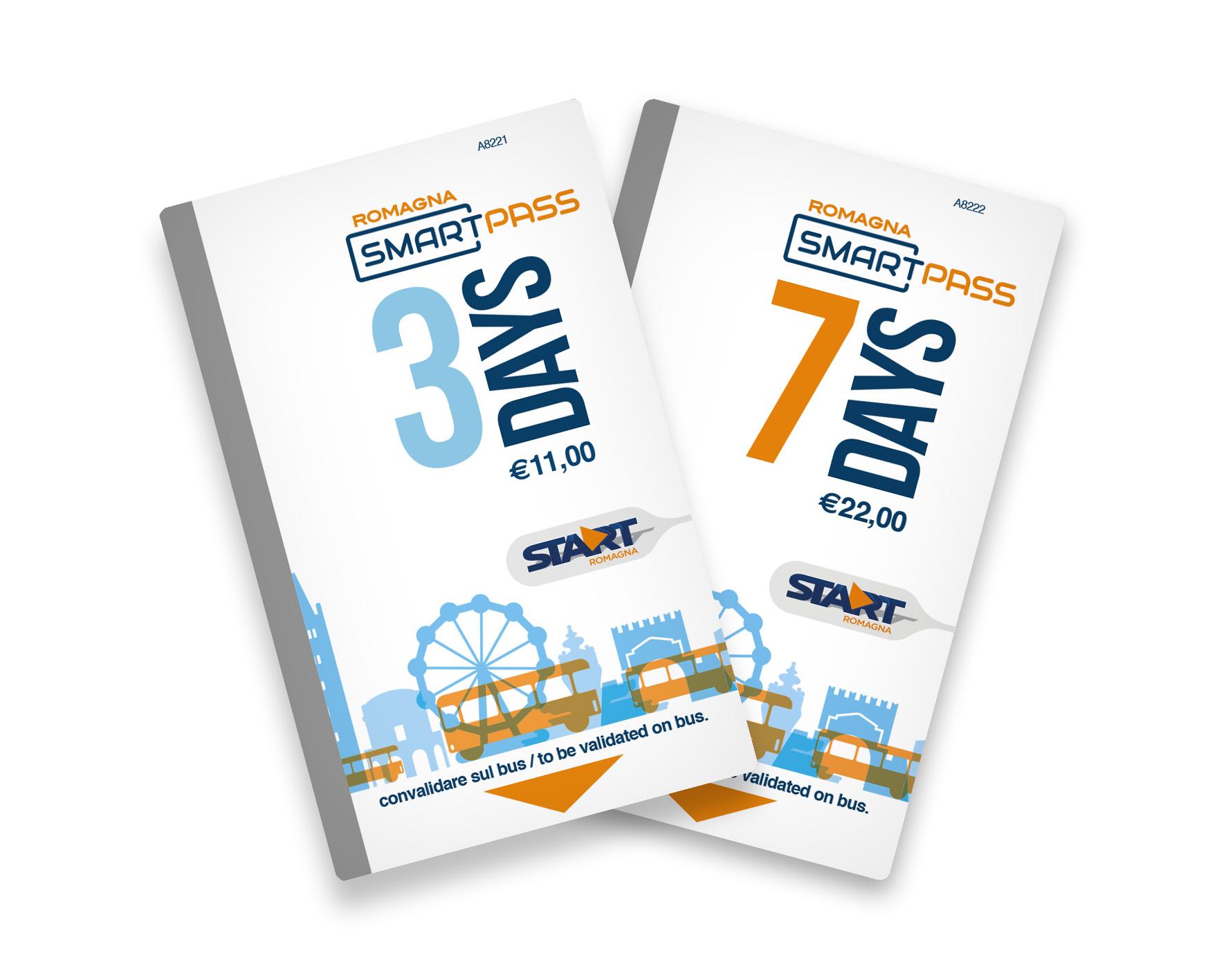 Menabò, agenzia di comunicazione a Forlì, per Smart Pass Romagna - Tickets
