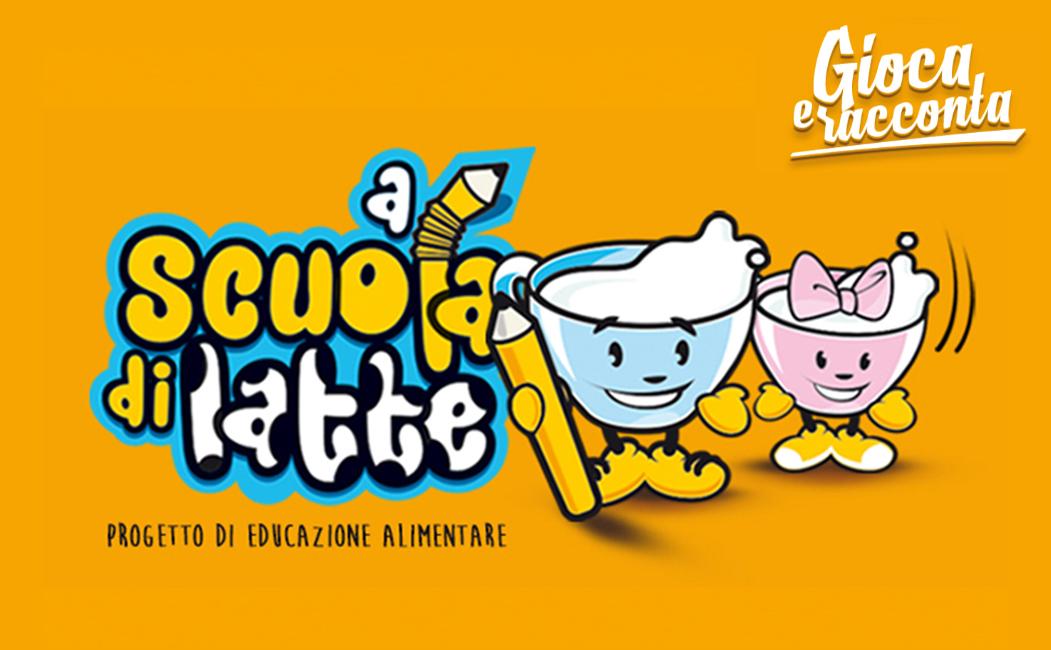 """Tutti  """"A Scuola di latte"""", con TreValli, Menabò e Alimos"""