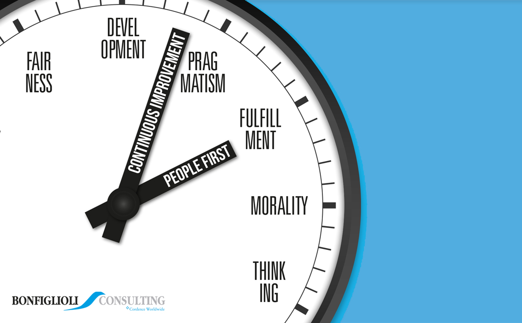 The new time of Bonfiiglioli Consulting: everything counts doing business, even what you cannot measure