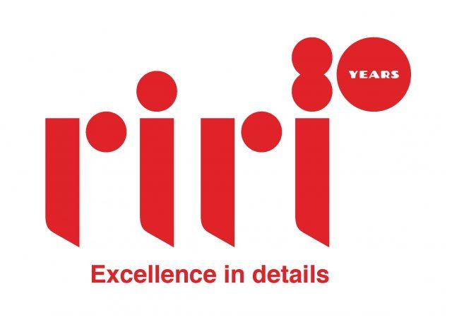 Menabò, agenzia di comunicazione a Forlì, per Riri Group - Logo