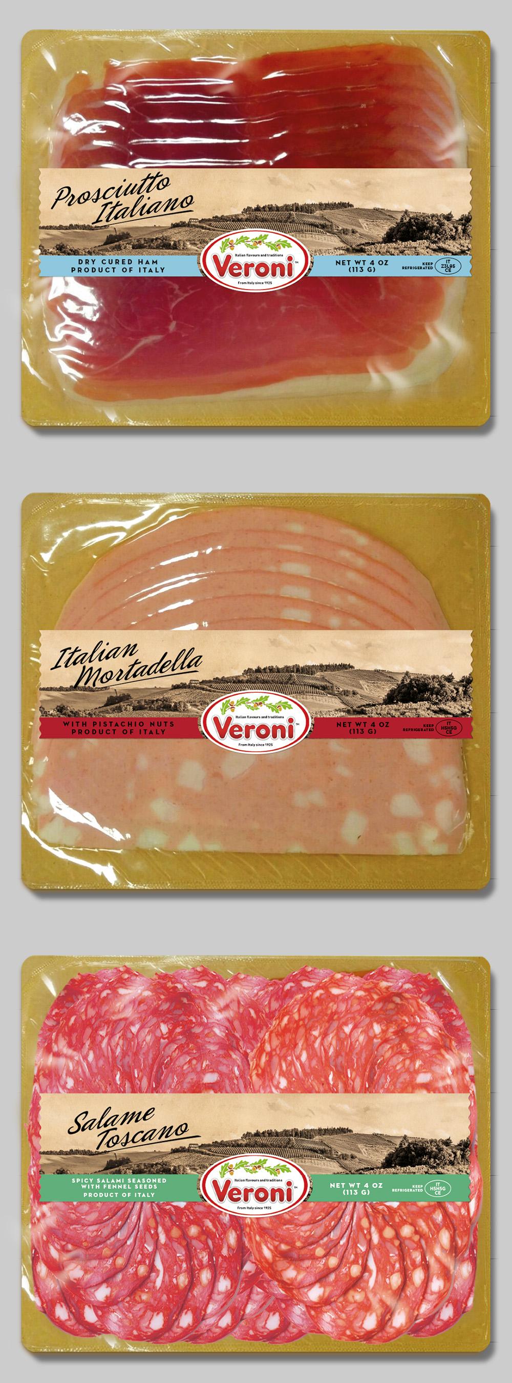 Menabò - Veroni Vaschette LANDSCAPE