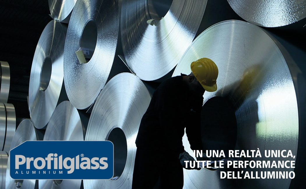 L'eccellenza della produzione di alluminio in Europa: l'Evergreen Story Profilglass