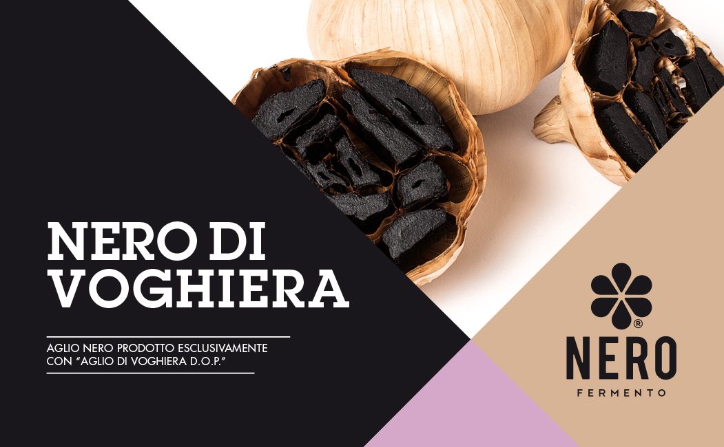 "Quality agriculture and technology research produce ""Black of Voghiera"", the PDO dark garlic that attracts great chefs"