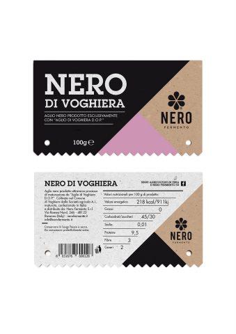 Menabò, agenzia di comunicazione a forlì, per Nero di Voghiera - Packaging