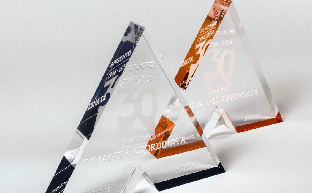 Doppio riconoscimento per Menabò alla XXX edizione del prestigioso Premio Agorà