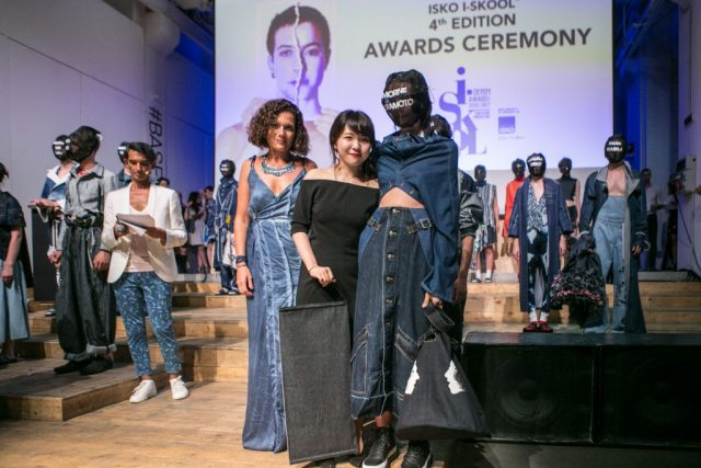 Menabò, agenzia di comunicazione a Forlì, per la finale della quarta edizione di ISKO I-SKOOL™ – Designer e modella