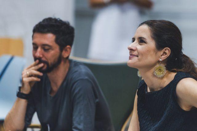 Menabò, agenzia di comunicazione a Forlì, per la finale della quarta edizione di ISKO I-SKOOL™ – Giuria (Livia Firth e Fabio Di Liberto)