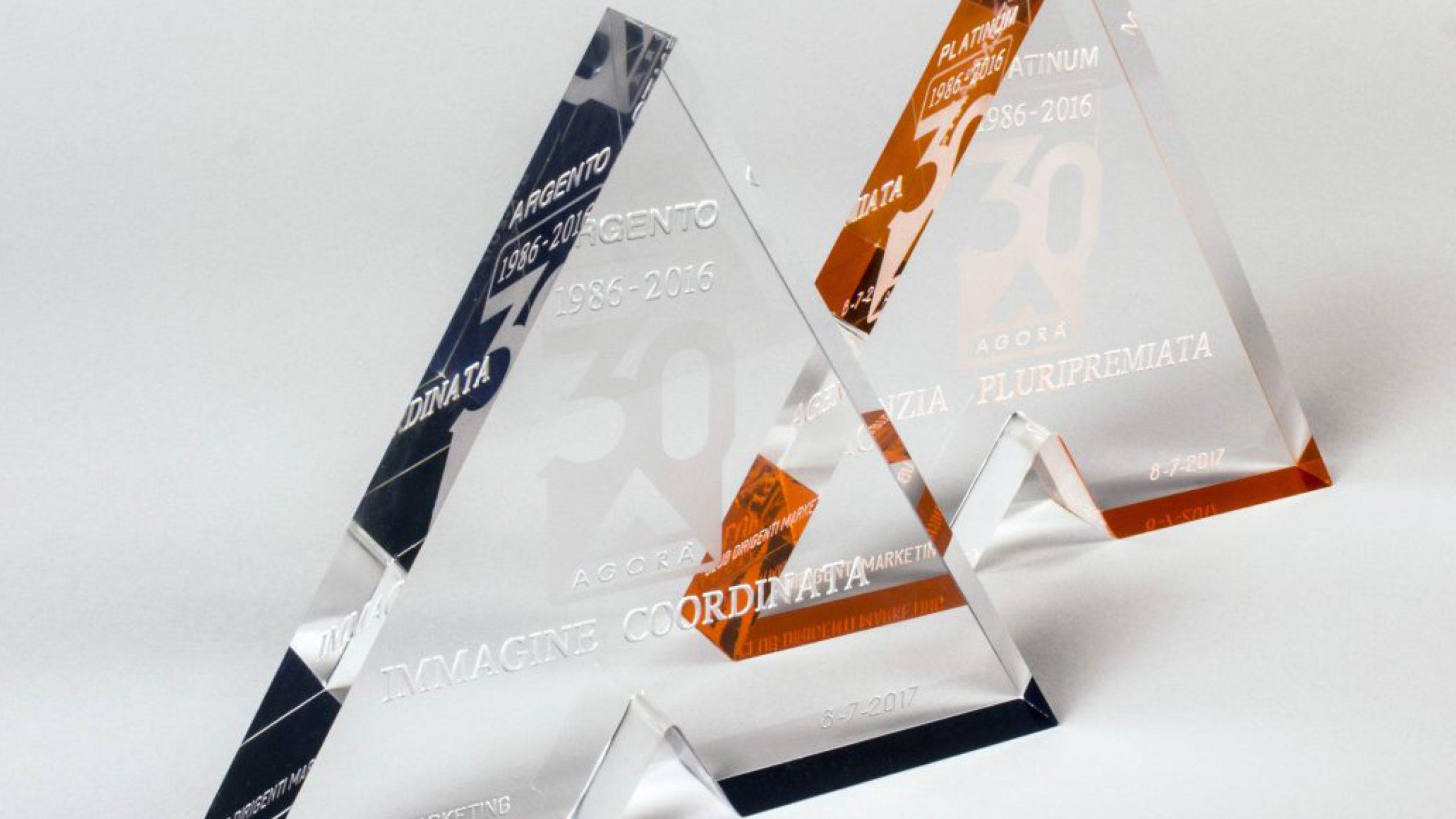 Menabò agenzia di comunicazione a Forlì - Premio Agorà 2017 cover
