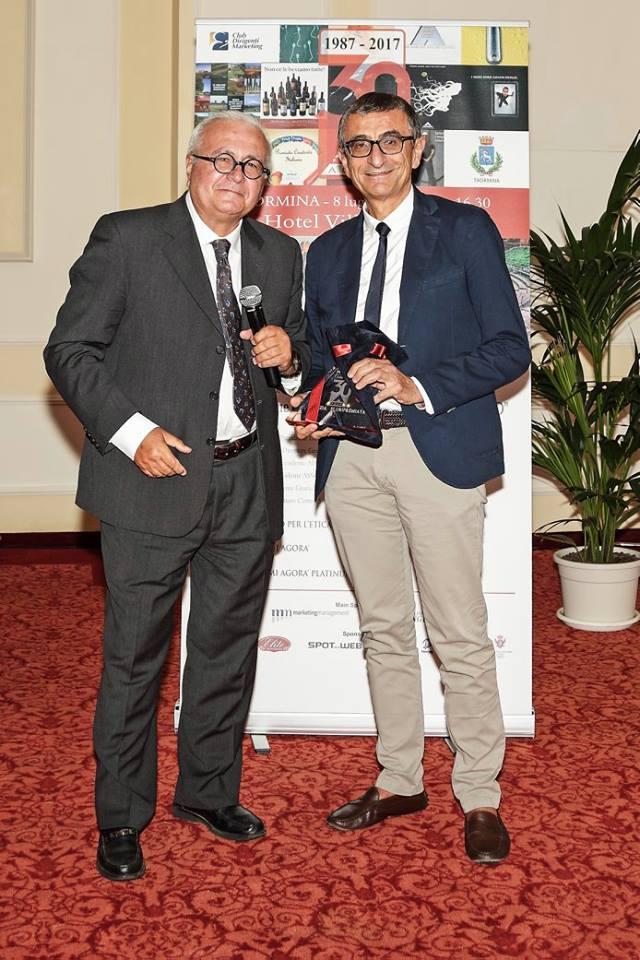 Menabò, agenzia di comunicazione a forlì, due volte insignita del Premio Agorà - Stefano Scozzoli