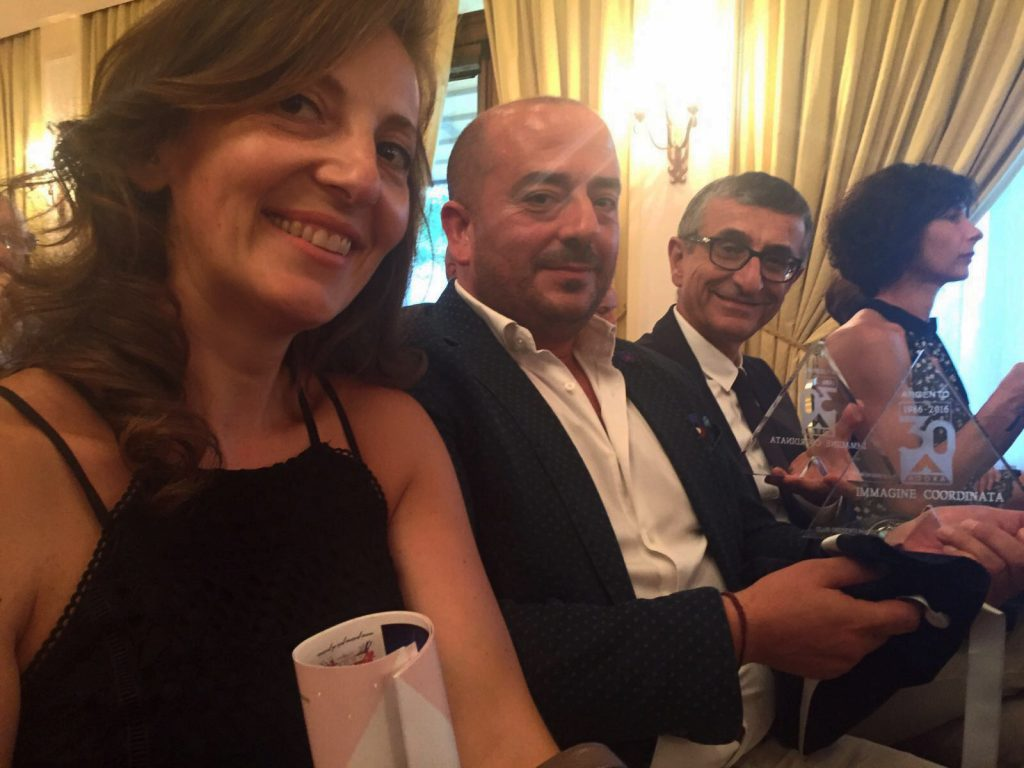 Menabò, agenzia di comunicazione a forlì, due volte insignita del Premio Agorà - Team Menabò