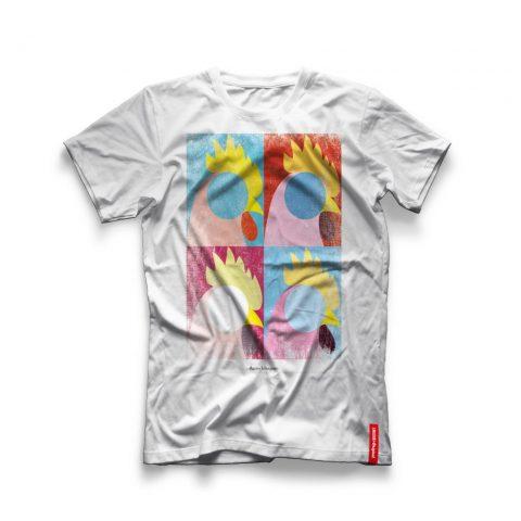"Menabò, agenzia di comunicazione a Forlì, la linea Original Amadori – T-shirt ""Andy"""