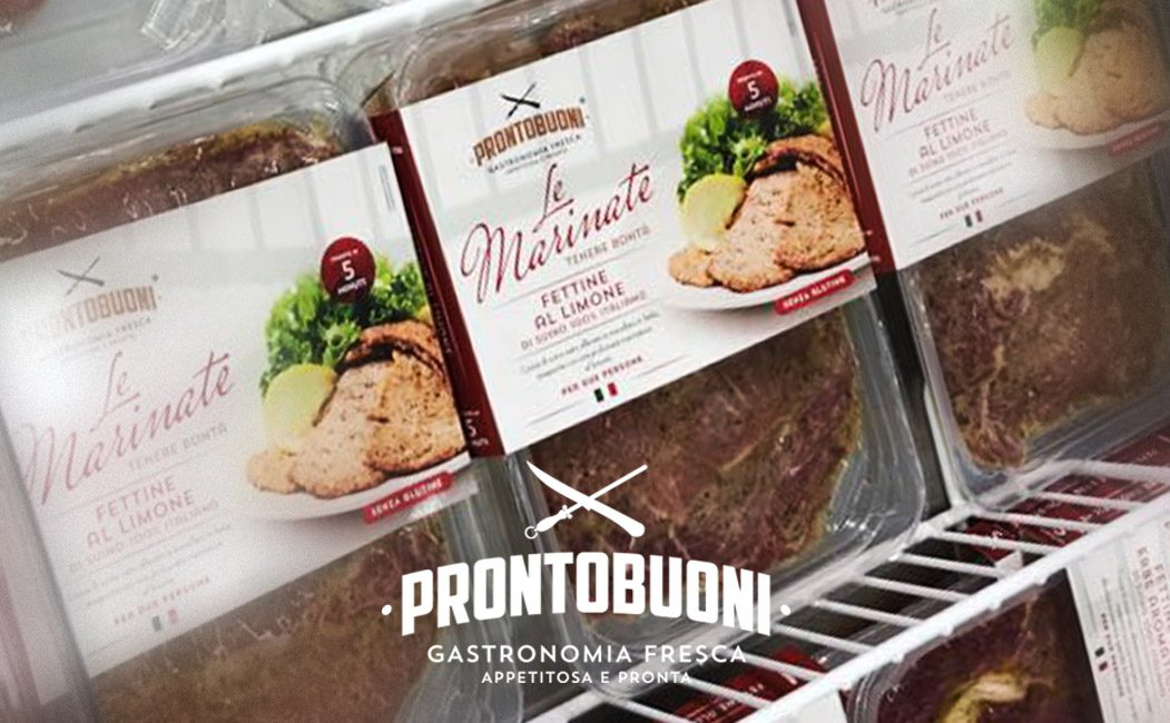 "CEM chooses Menabò creativity for the new line ""Le Marinate – ProntoBuoni"""