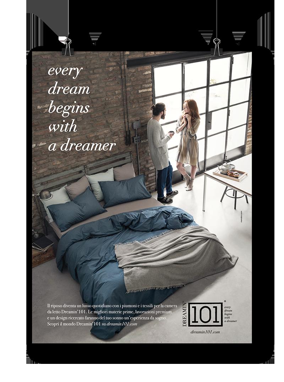 Menabò - Dreamin 101 Brand