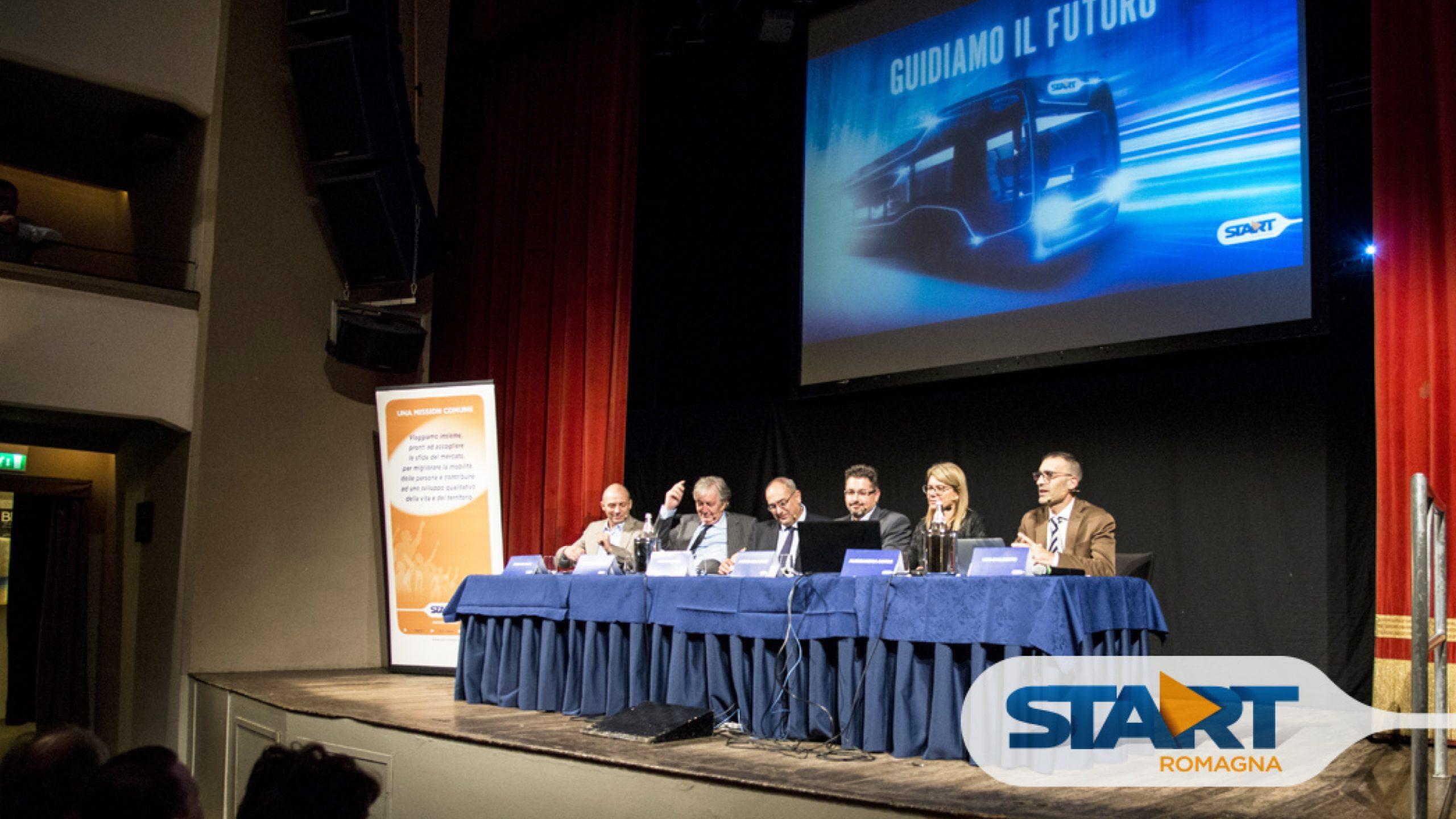 Menabò agenzia di comunicazione a Forlì - Evento START Romagna cover