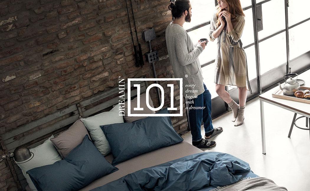 Piumoni e tessili per chi sogna un riposo di lusso: Menabò al fianco di dreamin'101 per il lancio del nuovo brand