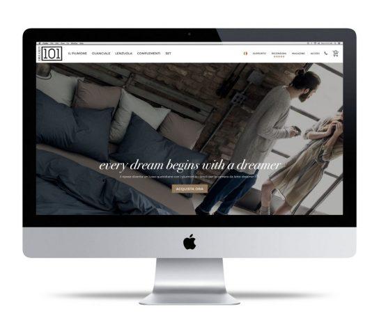 homepage-sito-realizzata-da-menabò-per-dreamin101