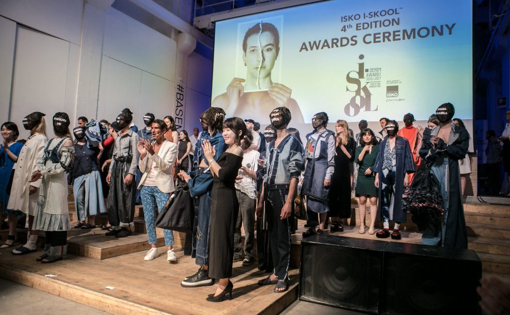 Talent and creativity in denim: ISKO I-SKOOL™ 4th edition Grand Finale dazzles Milan.