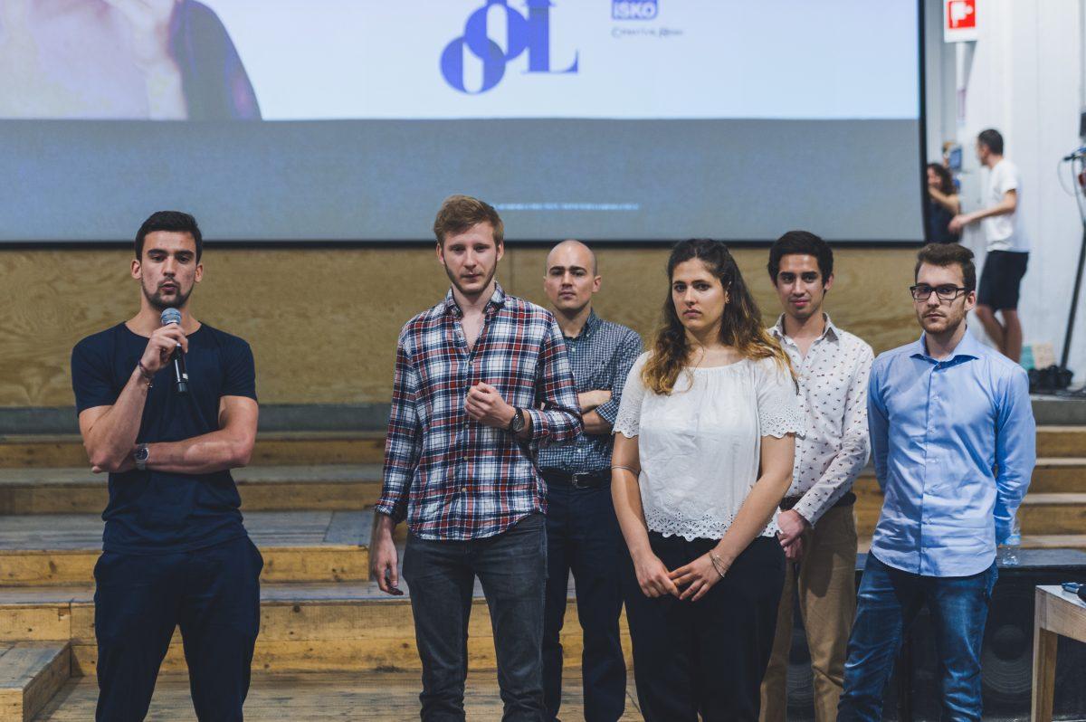 Menabò, agenzia di comunicazione a Forlì, per la finale di ISKO I-SKOOL™