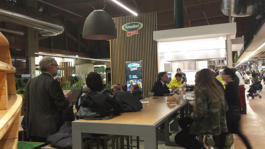 Menabò, agenzia di comunicazione a Forlì, per Amadori a FICO – Il Chiosco del Pollo