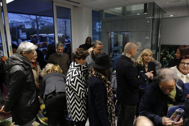 Menabò, agenzia di comunicazione a Forlì, per Adjutor – Inaugurazione
