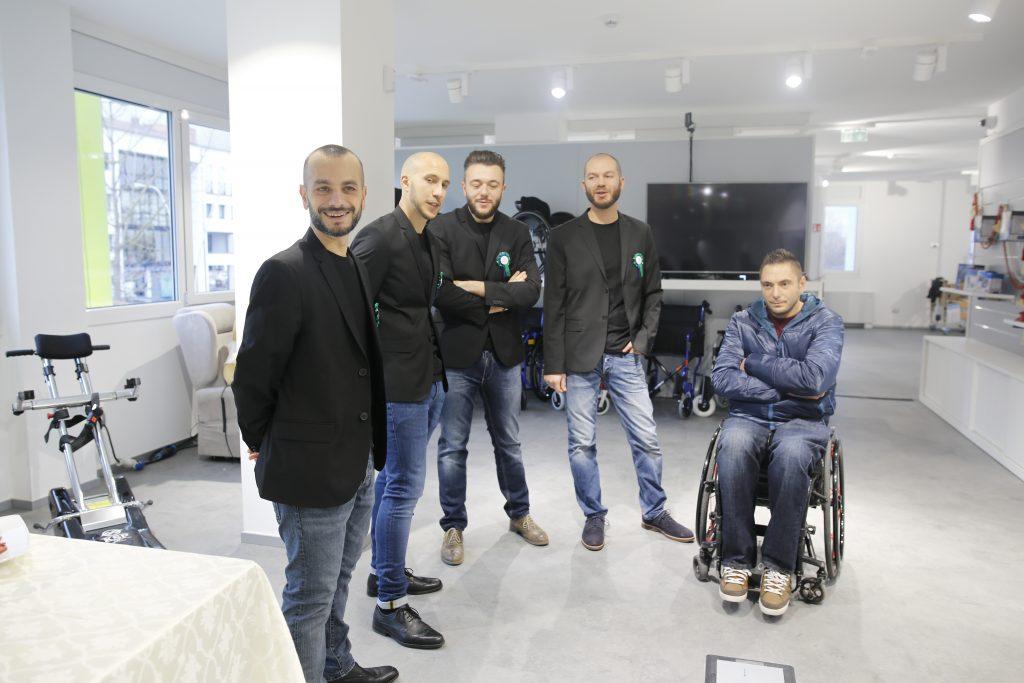 Menabò, agenzia di comunicazione a Forlì, per Adjutor - Foto dell'evento