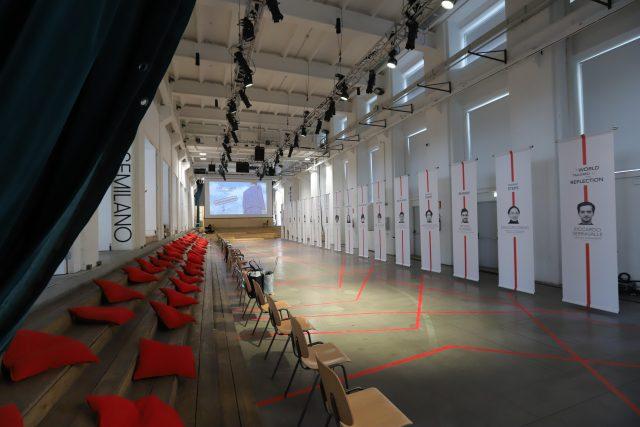 Menabò, agenzia di comunicazione a Forlì, per ISKO I-SKOOL 5 – Location