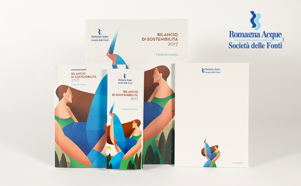 "Quality and transparency: ""Romagna Acque"" chooses Menabò for its annual Sustainability Report."