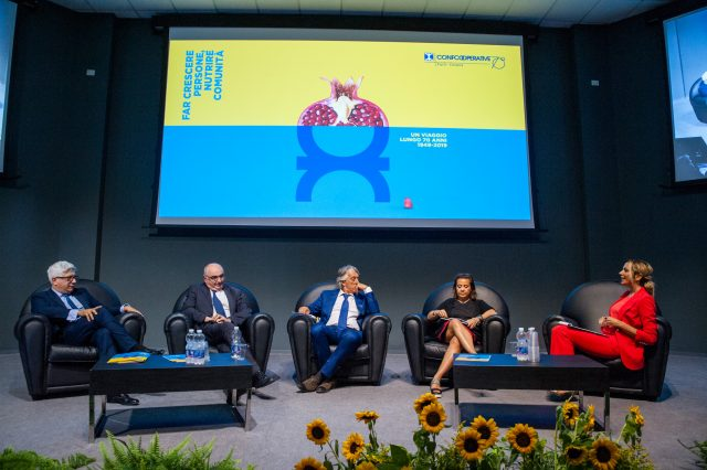 Confcooperative Assemblea 2019 – Menabò Group – Press & PR