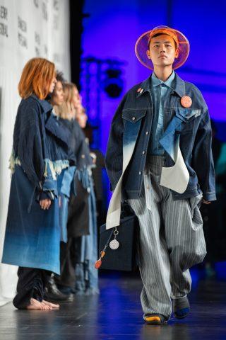 ISKO I-SKOOL™ 6 Final Event – outfit created by XIAOHUI LYU