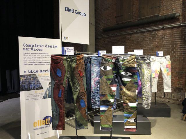 Menabò per Elleti Group: pannelli autoportanti realizzati in occasione della partecipazione a Kingpins Show Amsterdam