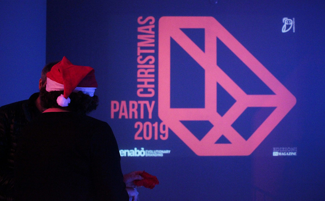 Menabò - Red Hats Party, Christmas Party 2019