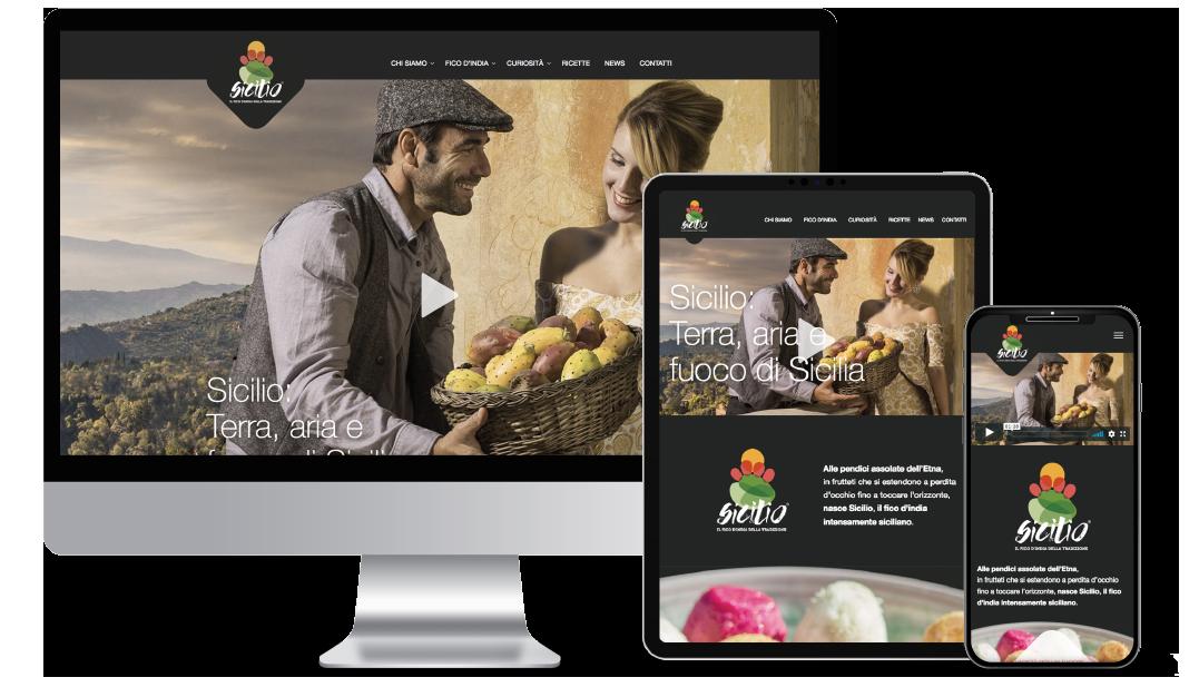Menabò - agenzia di comunicazione a Forlì - OP La deliziosa - sito